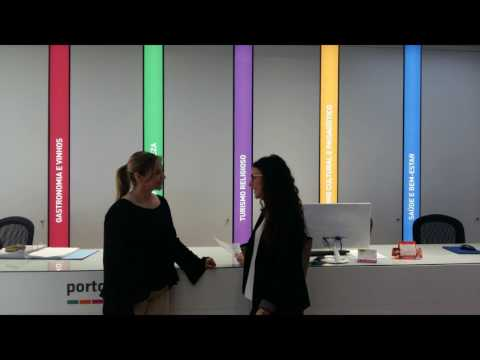 PortoforAll - Interview about tourism in the city of Porto