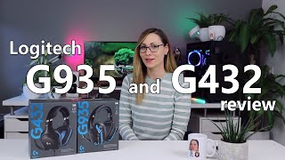 Out with the Old, in with the New! | Logitech G935 & G432 Review