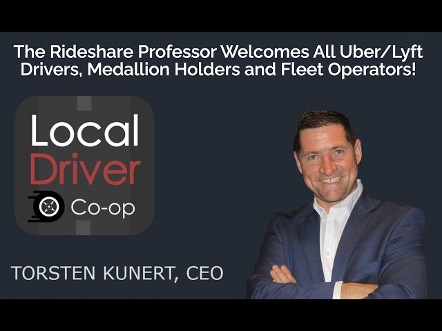 Join the Local Driver Co-op in your city . Enjoy access to co-op benefits and services.