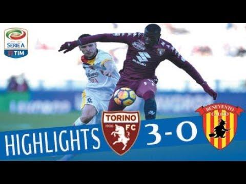 Torino - Benevento 3-0 - Highlights - Giornata 22 - Serie A TIM 2017/18