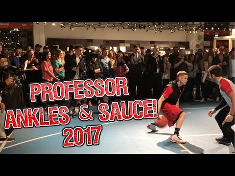 The Professor Insane 2017 Ankle Mix!