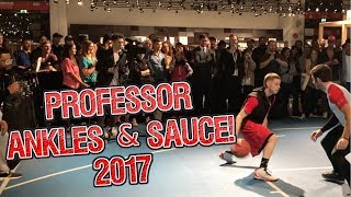 The Professor Insane 2018 Ankle Mix! Video