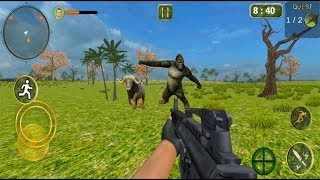 Sniper Hunters Survival Safari - Android GamePlay - Hunting Games Android #4