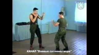 ч3-9 #Защита от угрозы #ножом с #контратакой рукой обучение спецназа ВДВ