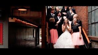 Trenton & Corinne: Wedding Film at New Hope Eugene Church in Eugene, OR