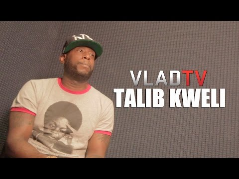 Talib Kweli On Why He Doesn't F**k w/ Don Lemon After Dispute