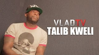 Talib Kweli On Why He Doesn
