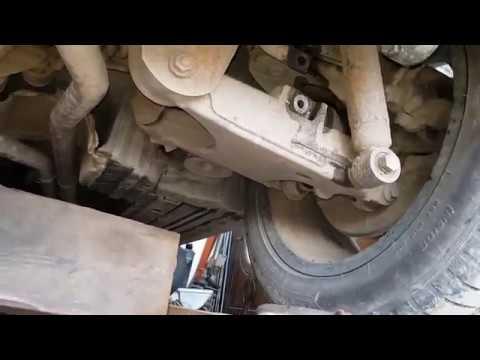 Замена задних косточек BMW X5