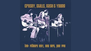 Provided to YouTube by Routenote Guinnevere (Live) · Crosby, Stills, Nash & Young Live: Fillmore East, New York June 1970 ℗ Sound Stage Released on: ...