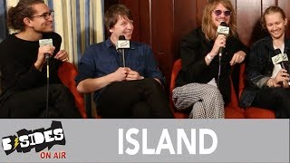 B-Sides On-Air: Interview - ISLAND Talk Debut Album, Formation, U.S. Tour
