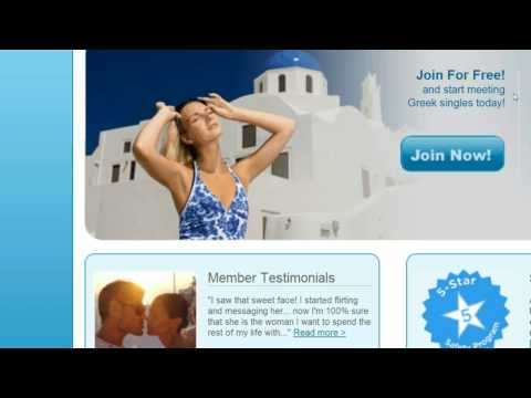Online Dating & Relationship Advice : How to Meet Greek Singles