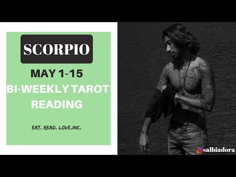 "SCORPIO - ""IS THIS A MISSED OPPORTUNITY"" MAY 1-15 BIWEEKLY TAROT READING - 동영상"