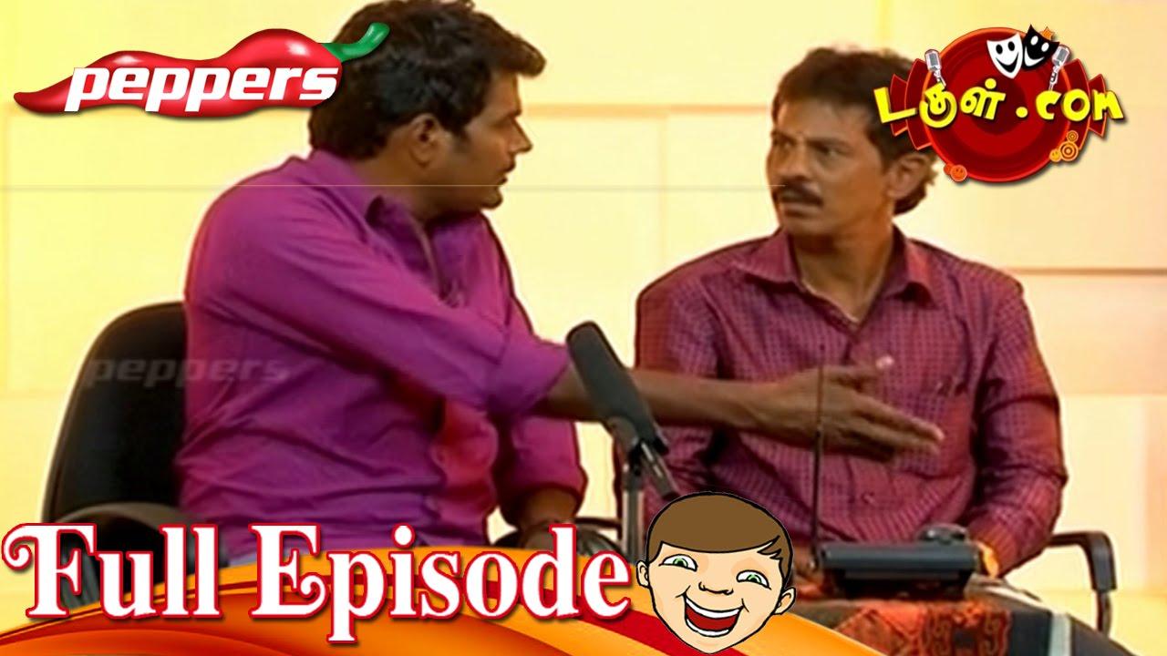 Tamil Comedy | Dougle com - Radio Jock Spoof - February 16th, 2015