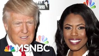 Omarosa: The WH Communications Staff Would Prep The President Trump To Lie   Velshi & Ruhle   MSNBC