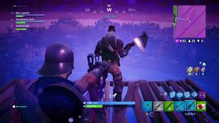 Rocket Riding and Meme Pad on Fortnite Stairway to Heaven
