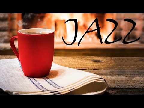Warm JAZZ - Smooth Fireplace JAZZ  Music For Stress Relief - Chill Out Music
