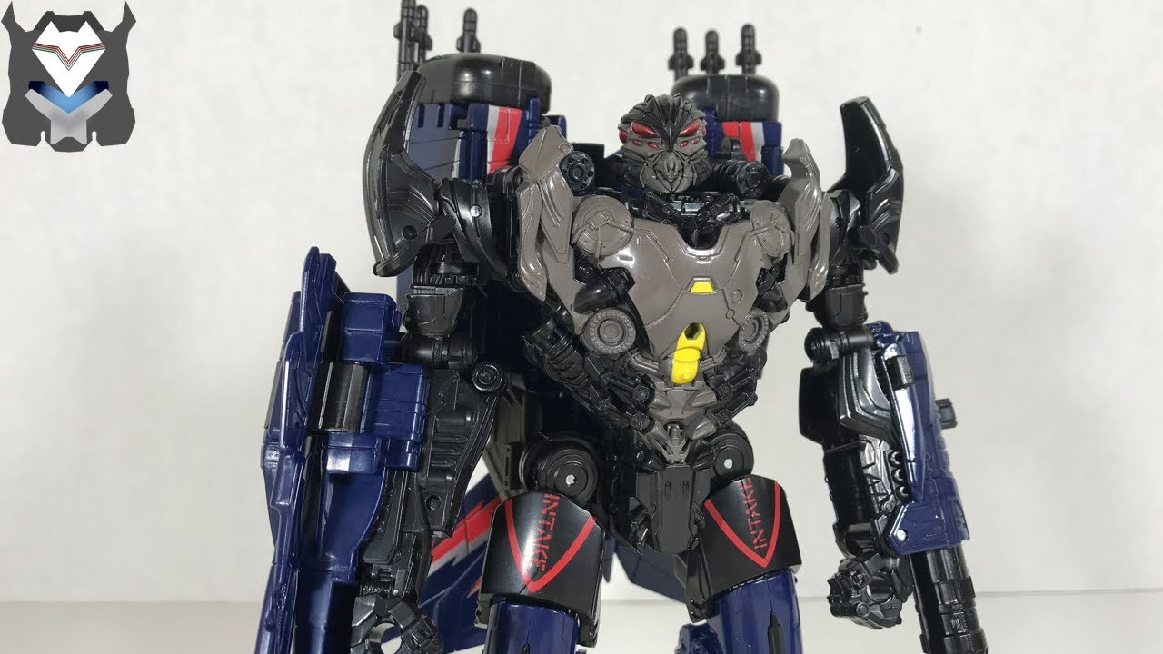 Transformers Dark of the Moon Studio Series Thundercracker 09