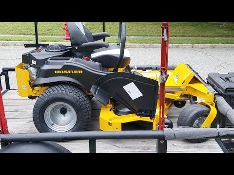 Hustler Raptor Sdx 54 Inch Mower