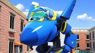 Супер Крылья - Самолетик Джетт и его друзья - Сбежавшие цвета - Мультики для детей (37 серия)