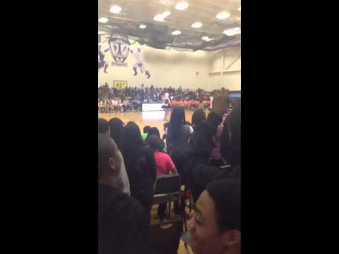 Ben Davis Ninth Grade Center CheerLeaders