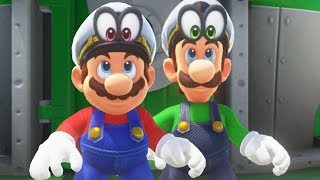 Super Mario Odyssey - Mario & Luigi Walkthrough Part 3