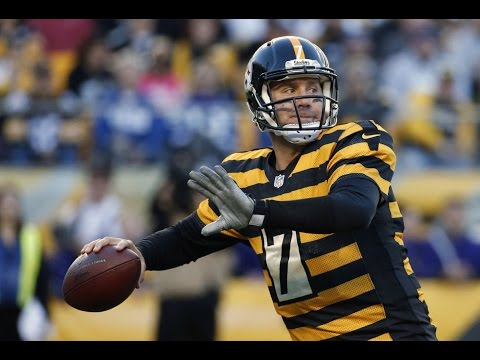 Colts Vs Steelers ||History||