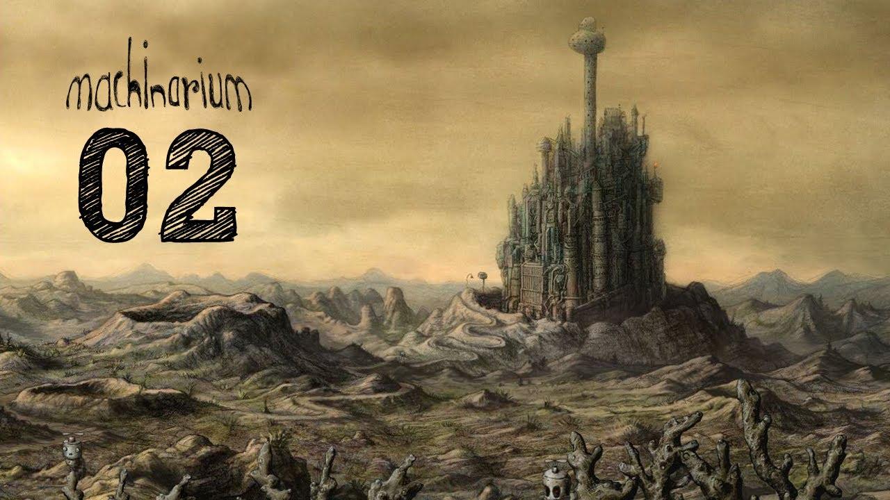 Machinarium 2 - YouTube