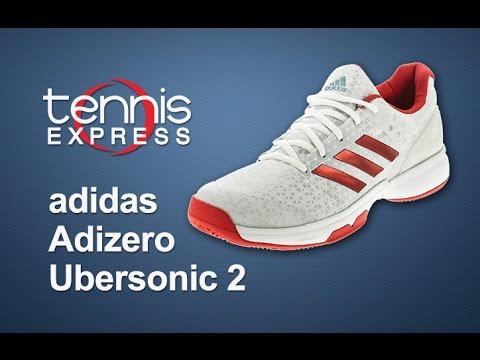 adidas Women`s Adizero Ubersonic 2 Tennis Shoe Review  c57972977