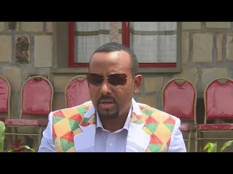 PM Abiy Ahmed responds to President Isaias Afwerki