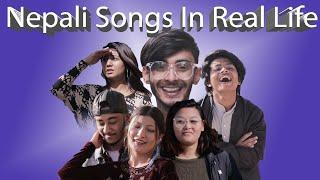 Nepali Songs in Real Life|RisingstarNepal