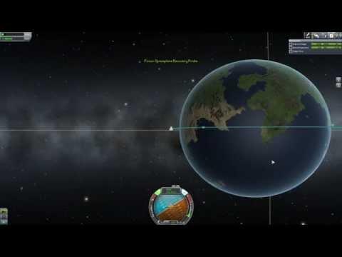 Kerbal Space Program - Career Mode - Part 27 - Space Junk Recovery