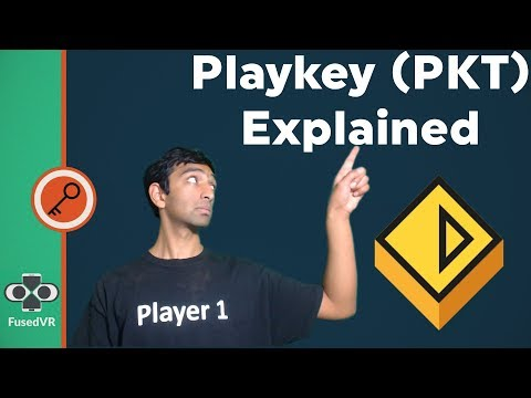 What is Playkey Token, PKT? Decentralized Cloud Gaming!