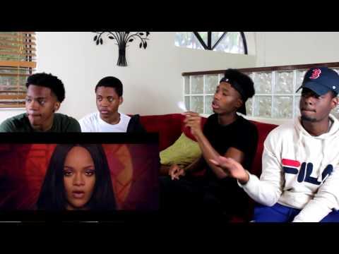 Kendrick Lamar  LOYALTY ft Rihanna  Music   Reacti