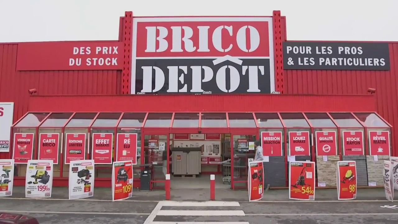 brico depot analytique et pr vision pour une supply chain efficiente youtube. Black Bedroom Furniture Sets. Home Design Ideas