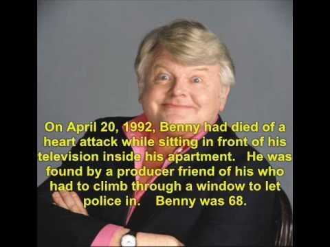 The Benny Hill  1969: Where Are They Now?