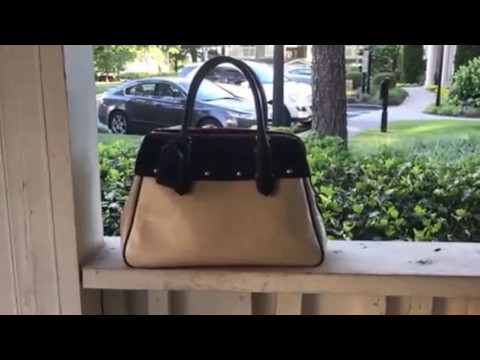 Dooney and Bourke Handbags- Small Panama Wilson