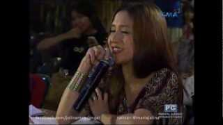 Protege Visayas Audition with Mentor Jolina Magdangal