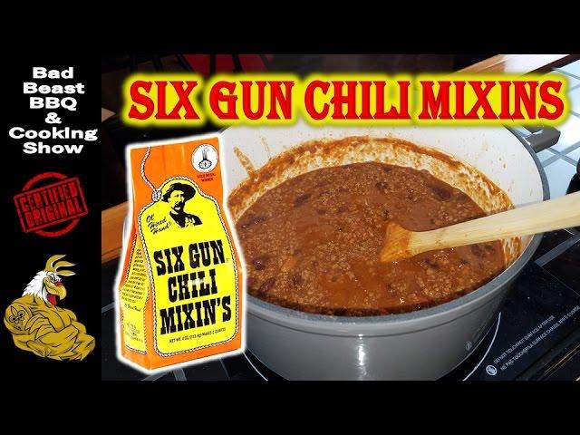 Six Gun Chili Mixin S Review Youtube