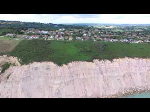 Fairlight cliffs