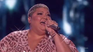 Christina Wells: Powerful Performance Of Aretha Franklin's 'Natural Woman' | America's Got Talent