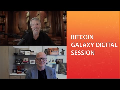 Galaxy Digital Presentation with Mike Novogratz