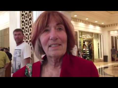 Interview with Benghazi mother Patricia Smith before 3rd debate