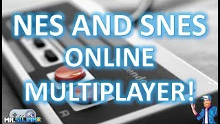 NES and SNES Online Multiplayer