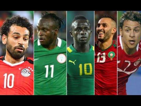 How Did Egypt, Nigeria, Senegal, Tunisia And Morocco Make It To The World Cup?