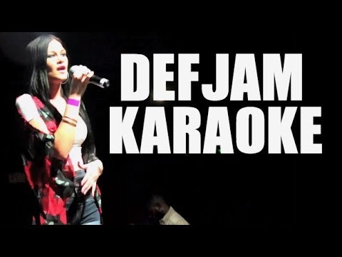 Def Jam Karaoke Special (Thong Song, Gold Digger, Area Codes, The Worst)