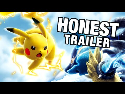 POKKÉN TOURNAMENT (Honest Game Trailers)