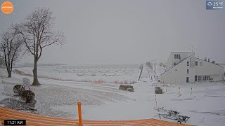 Preview of stream Live Camera of Port Lorain (Ohio) and Lake Erie