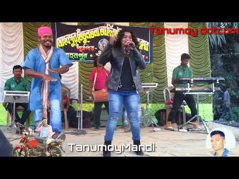 New Santali Fansan Video#124(singer-Mandira)
