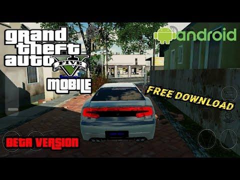 gta v mobile apk free download