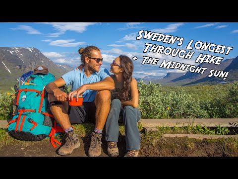 DOCUMENTARY: Hiking THE KUNGSLEDEN in 4 EPIC days (Part 2 Ep. 8)